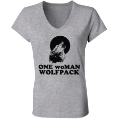 One woMan Wolfpack