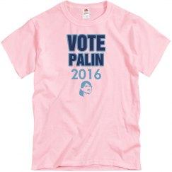 Vote Palin 2016