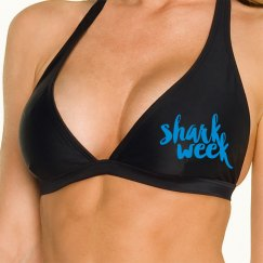Shark Week Swimtop