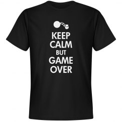 Game Over Keep Calm
