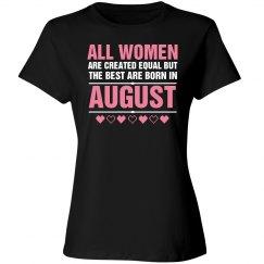 August Women