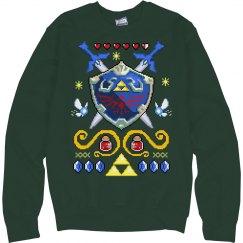 Ugly Zelda Sweater