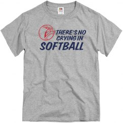 No Crying In Softball