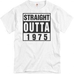 Straight outta 1975