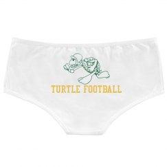 Turtle Football Underwear