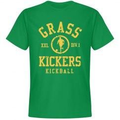 Grass Kickers Kickball