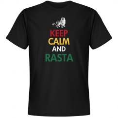 Keep Calm and Rasta