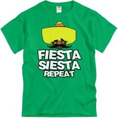 Fiesta Siesta Repeat