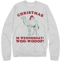 Christmas Is Hump Day
