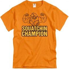 Squatchin Champion