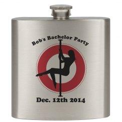 Bob's Bachelor Flask