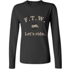 FTW - Let's Ride