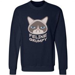 Feline Grumpy