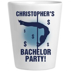 Chris's Bachelor Shot