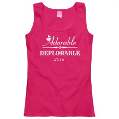 Adorable Deplorable 2016