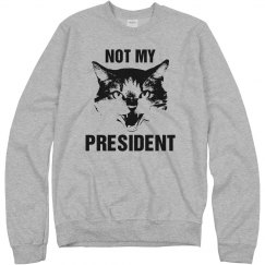This Is Not My President