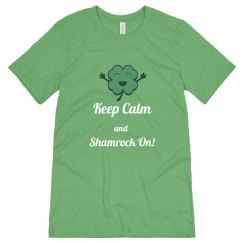 Shamrock on Mens