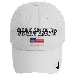 Chucks Trump golf hat