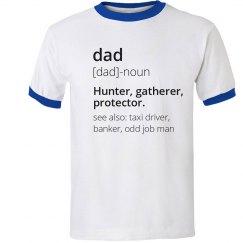 Dad Definition tee