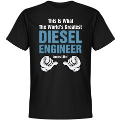 World's greatest Diesel Engineer