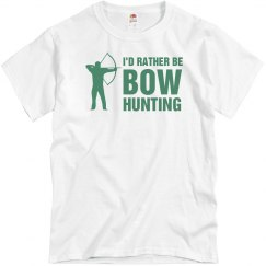 Rather Be Bow Hunting