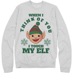 I Touch My Elf on Xmas