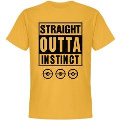 Straight Outta Instinct