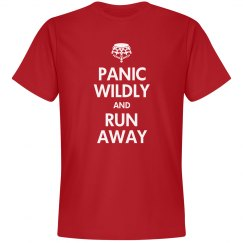 Panic Wildly & Run Away