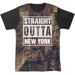 All Over Print Outta New York
