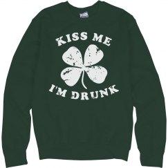 Kiss Me I'm Drunk St. Patrick's