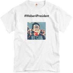 Weber 4 President