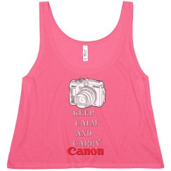 keep calm and carry canon