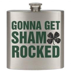 St Patrick's Getting Shamrocked