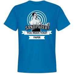 Manly-Man Sandpaper
