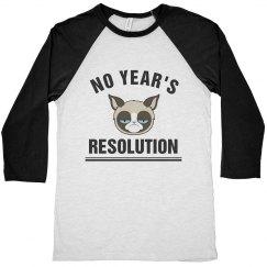 Grumpy Cat's New Year's Resolution