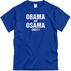 Obama Got Osama