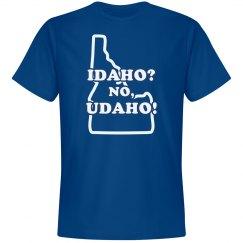 Idaho? No, Udaho