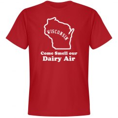 Wisconsin's Dairy Air