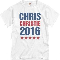 Chris Christie Tee