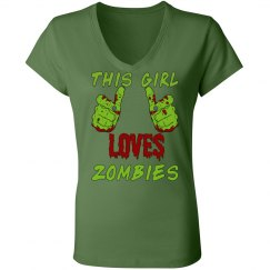 This Girl Loves Zombies