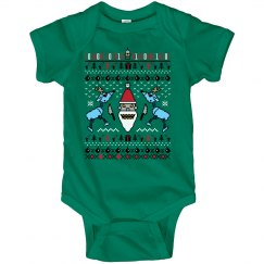 Baby's First Robot Christmas