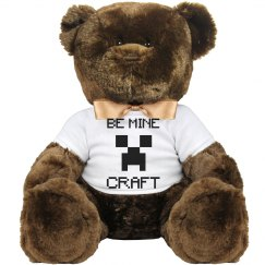 Be Mine Valentines Day Bear