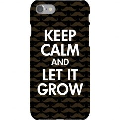 Keep Calm & Let It Grow