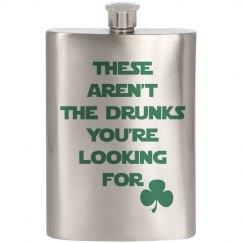 Secret Drunks on St Patricks Day