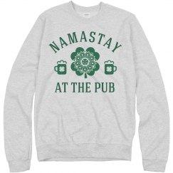 Cozy Namastay At The Pub