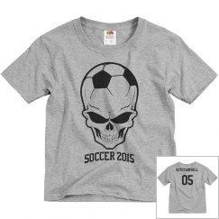 kids soccer shirt