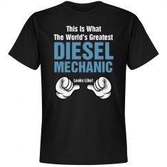 World's greatest Diesel Mechanic