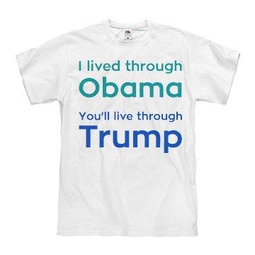 I lived through Obama