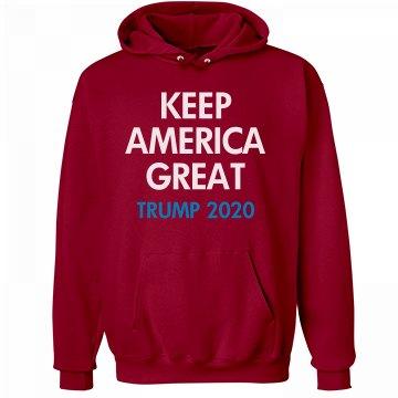 Great american hoodie