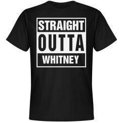 Straight Outta Whitney